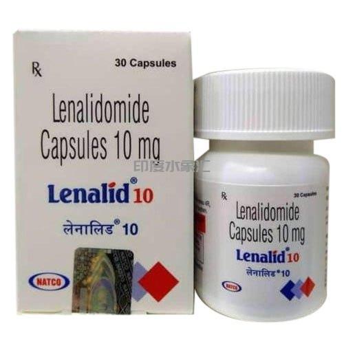 印度新版来那度胺 natco lenalid